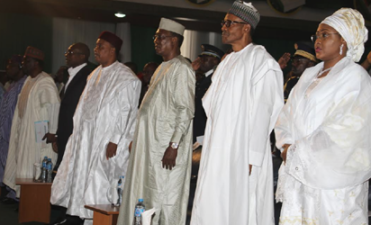 Book Launch: Gowon, Obasanjo, Tinubu, African leaders say Buhari is upright man of destiny