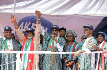 President Buhari rallies support for Akeredolu, applauds Ondo APC guber aspirants for standing with party