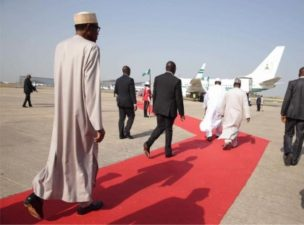 President Buhari off to Marrakech for UN climate change conference