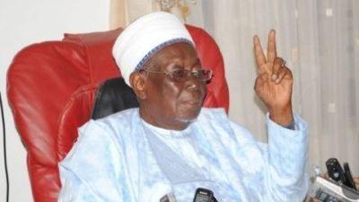 Ex-Sultan Ibrahim Dasuki dies at 93