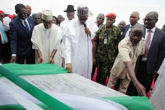 After Edo, we need Oshiomhole's services in Abuja, Buhari declares