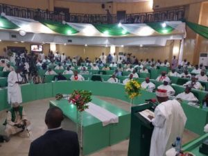 N209.8 billion presented by Gov. Ganduje for 2017 fiscal year