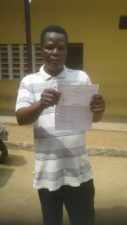 Fake estate agent nabbed with fake Lagos State govt documents