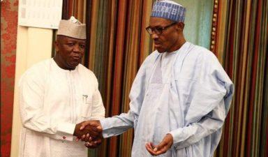 Zamfara governor meets Buhari over bandits attacks
