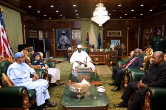 We need Buhari's experience to resolve political logjam, Says member of Gambian coalition
