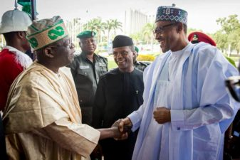 At Last: Tinubu clears controversy, says he's one of key stakeholders, not owner of APC
