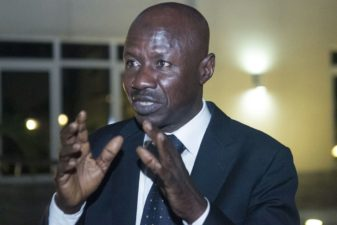 Breaking: Senate refuses to confirm Magu as EFCC boss