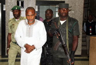 Biafra: Court denies Nnamdi Kanu bail