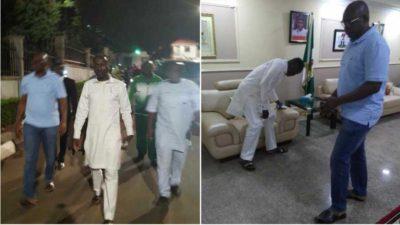 Fayose alleges DSS plans to detain, prosecute Apostle Suleiman, Bishop Oyedepo