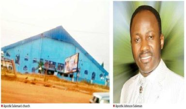 Apostle Suleman 'under instruction not to grant interview'