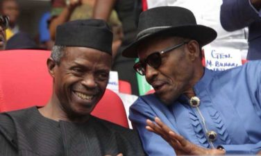 Years of deterioration, corruption can't be remedied overnight – Osinbajo