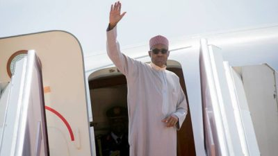 Buhari heads to The Gambia Friday, attends 27th Africa-France Summit in Mali