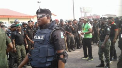 'Red Card' to notorious commercial drivers, hoodlums as Lagos Task Force relocates to Oshodi