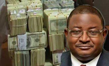 Ex-NNPC boss, Andrew Yakubu wants his $9.8m loot returned to him