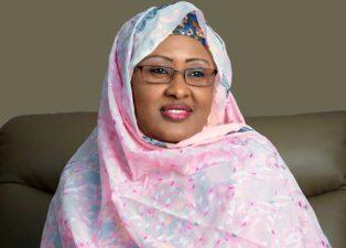 Why Int'l women's day is historic, Aisha Buhari