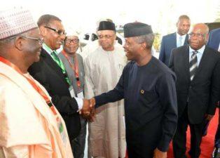 Osinbajo attends corruption dialogue