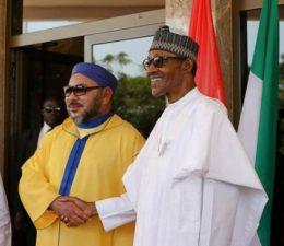 Moroccan Leader congratulates Buhari on safe return