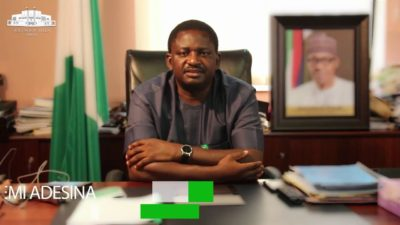 What controversies around Buhari's health issue tell about Nigerians, Says Femi Adesina, President's SA Media & Publicity