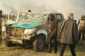 Military neutralises Boko Haram terrorists, caputures gun trucks