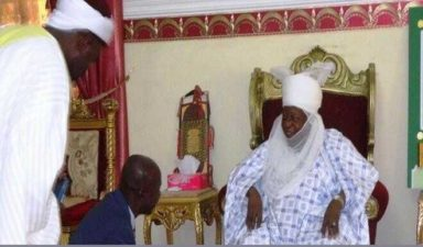 Traditional institutions' collaboration in anti-corruption fight sought, as Magu visits Zazzau Emirate