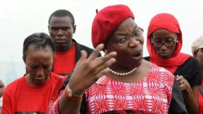 Senators now blackmailers, comedians — Onochie, Ezekwesili