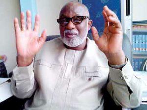 Akeredolu to Ondo Muslims: I don't hate you