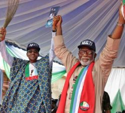 Marginalisation of Muslims: A dangerous terrain Akeredolu must watch – AN EDITORIAL