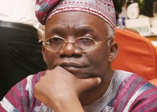 With Mr. Falana, debunked fake news keeps coming back – Presidency