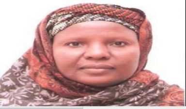 Habiba Lawal takes over as acting SGF
