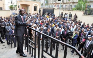 Confirm Magu by executive fiat, Mr President