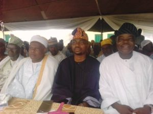 Amosun, Kaka, Sharafa, Animasaun, others gather to pray for late Awofeso, Awolowo's nephew at fidau