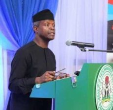 Osinbajo worried about networking among terrorist group, wants nations close ranks