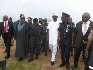 FG names Oye Ekiti Federal Varsity after General Adebayo