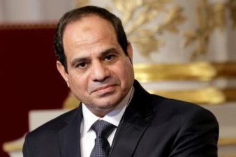 Egyptian President calls security meeting after attack on Christians