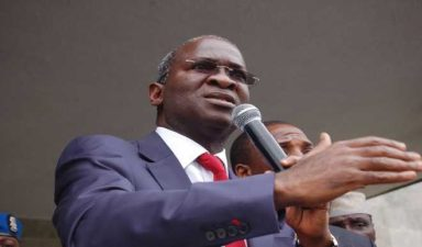 Fashola: DisCos' poor remittance nearly collapsed power sector
