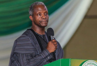 Buhari's Govt at two: Much of 2016 was spent clearing mess we inherited – Osinbajo