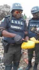 Notorious robber, rapist among 115 hoodlums newly arrested by Lagos Task Force