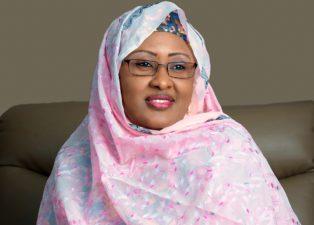 Aisha Buhari visits released Chibok girls