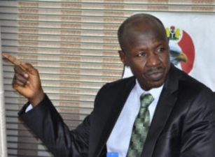 EFCC boss cites looters as possible sponsors of agitations for Biafra, others