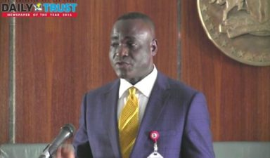 No plan to reject 2017 Budget – Presidency