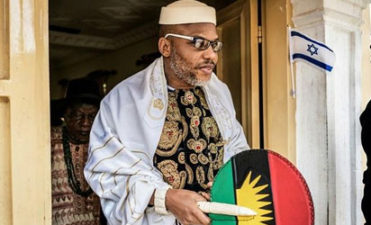 Nnamdi Kanu warned against heating up polity