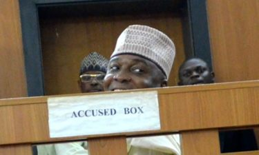 No smile yet for Saraki as FG appeals CCT ruling setting him free
