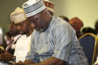 Dino Melaye's last card futile as court rejects Kogi West senator bid to stop own recall