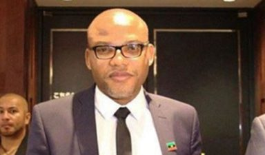 You won't have us in your Biafra, Kogi, Benue, Rivers reply Nnamdi Kanu