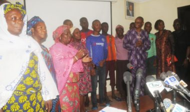 Epe Six Kidnap: Excitement as rescued students, parents reunite