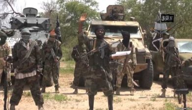Arrested Boko Haram commander confirms military's claim of defeat of Boko Haram