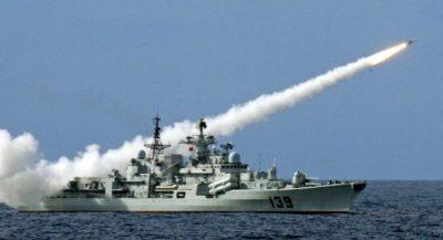 North Korea: China demonstrates strength at Yellow sea