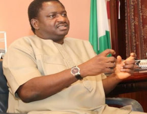 Femi Adesina receives Chinese Minister, says President Buhari values relationship with China