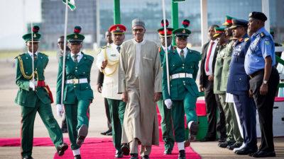 Breaking: Return of King Buhari loading as hyenas, jackals shiver
