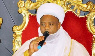 'Why the Sultan deserves Abuja residence'